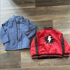 Other - Set of boys fall jackets